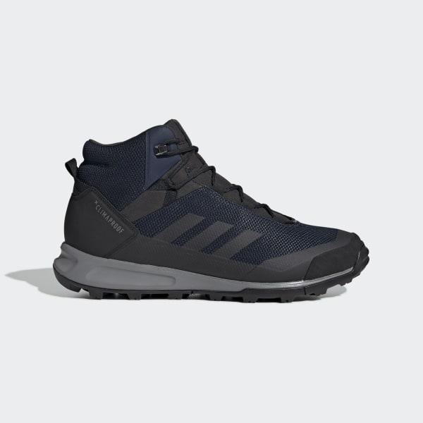 adidas Terrex Tivid Mid Climaproof Hiking Shoes - Blue | adidas US