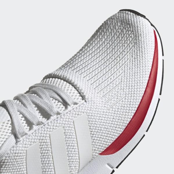 adidas Swift Run J W kids shoes blue