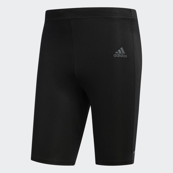 Adidas Originals Own The Run Kurze Tight Schwarz Kleidung