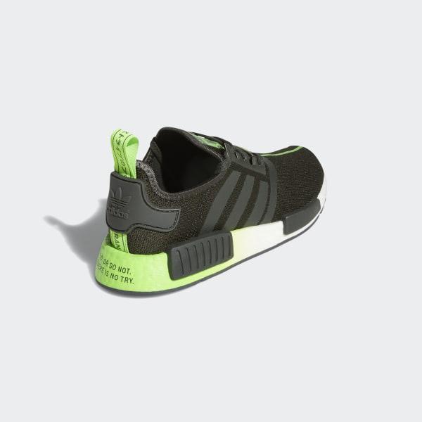 NMD_R1 Star Wars Yoda Shoes