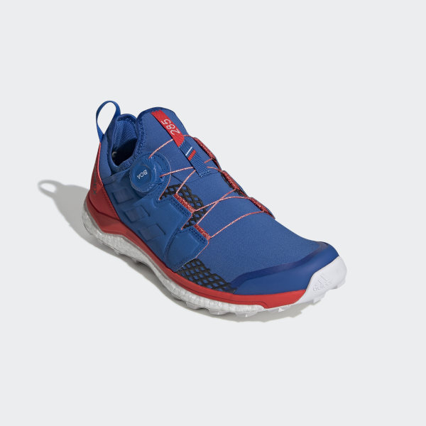 adidas Terrex Agravic Boa Shoes - Blue | adidas UK