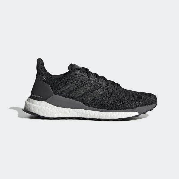Women's Black Solarboost 19 Shoes