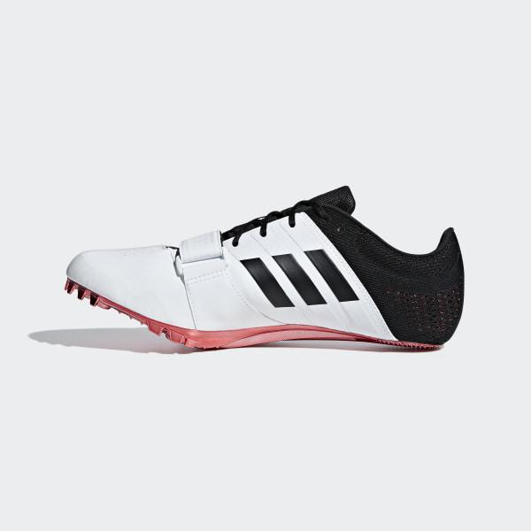 adidas Adizero Accelerator Spike Schuh Weiß   adidas Deutschland