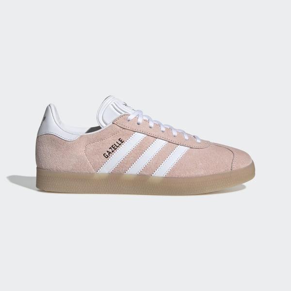 adidas gazelle rose pastel