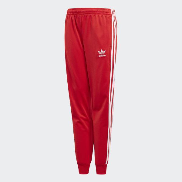 varios colores varios estilos estilo novedoso adidas Pants SST - Rojo | adidas Mexico