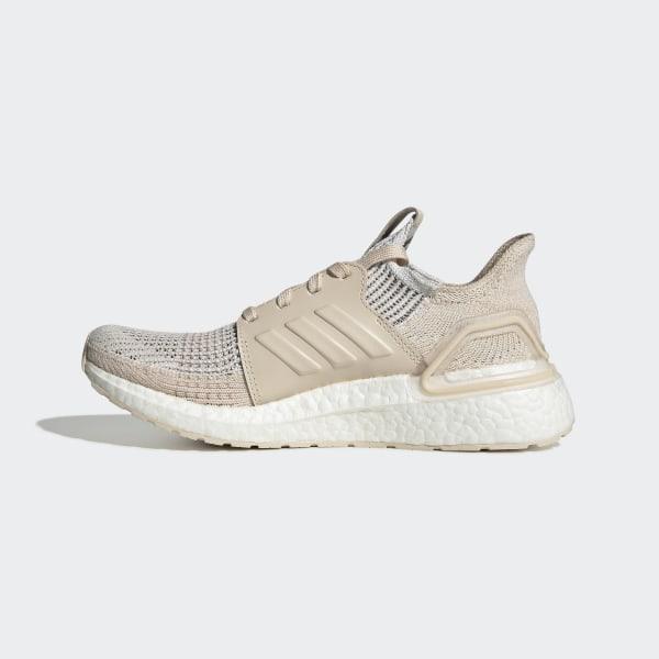 Adidas Ultra Boost Schuhe Damen (Schuhe Weiß Crystal Weiß) :