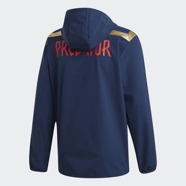 adidas Predator Zinedine Zidane Hooded Jacket Mens