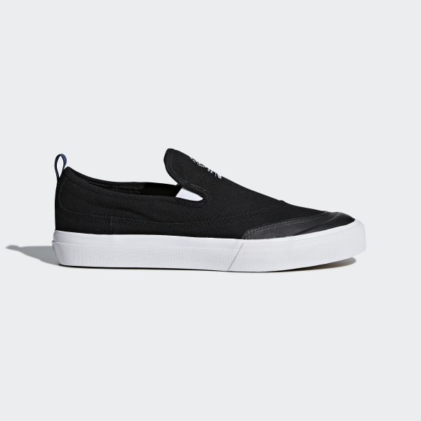 adidas Matchcourt Slip on Shoes Black | adidas Australia