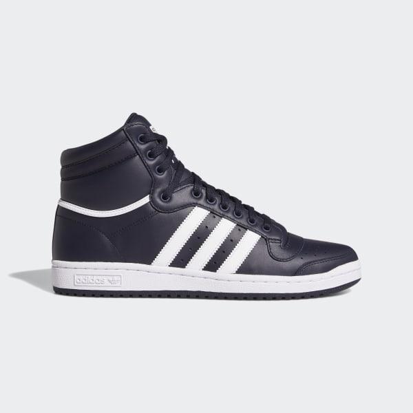 Chaussure Top Ten Hi Bleu adidas | adidas Switzerland