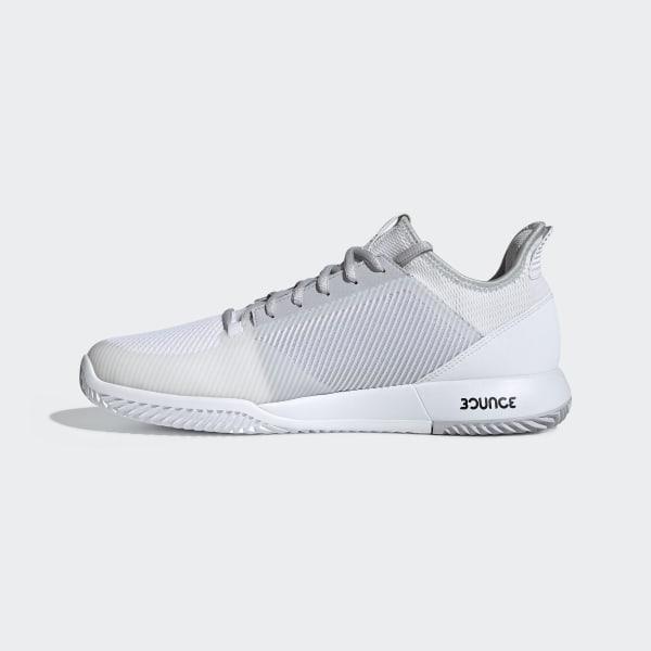 Sales Promotion adidas Adizero Boxing Shoes White Mens