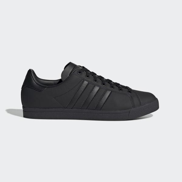 adidas Coast Star Shoes Black | adidas UK
