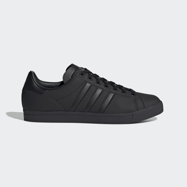 dobra tekstura lepszy ogromna zniżka adidas Coast Star Shoes - Black   adidas Belgium
