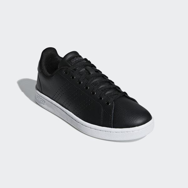 adidas Advantage Shoes Black | adidas Turkey