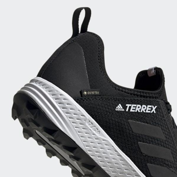 Scarpe da trail running Terrex Speed GORE TEX Nero adidas | adidas Switzerland