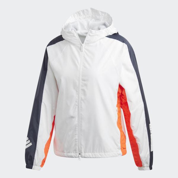 Adidas Women's W.N.D Fleece Lined Jacket Black