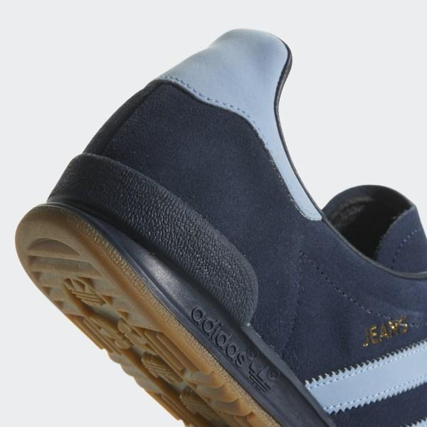 adidas Jeans Schuh Blau | adidas Deutschland