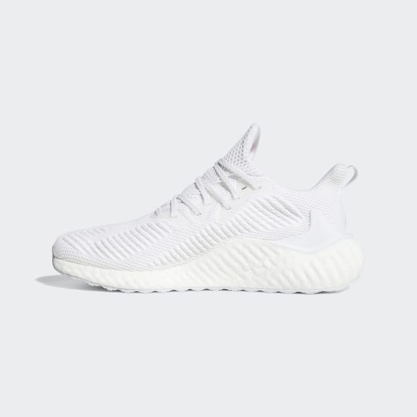 adidas Alphaboost Shoes White   adidas US