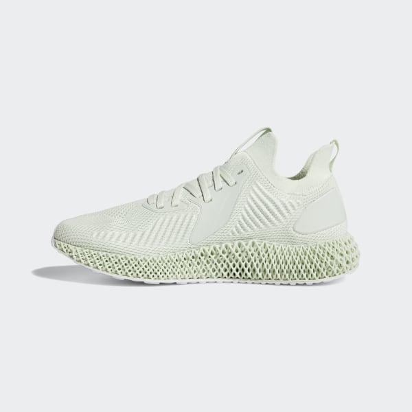 adidas Alphaedge 4D Parley Shoes Green | adidas US