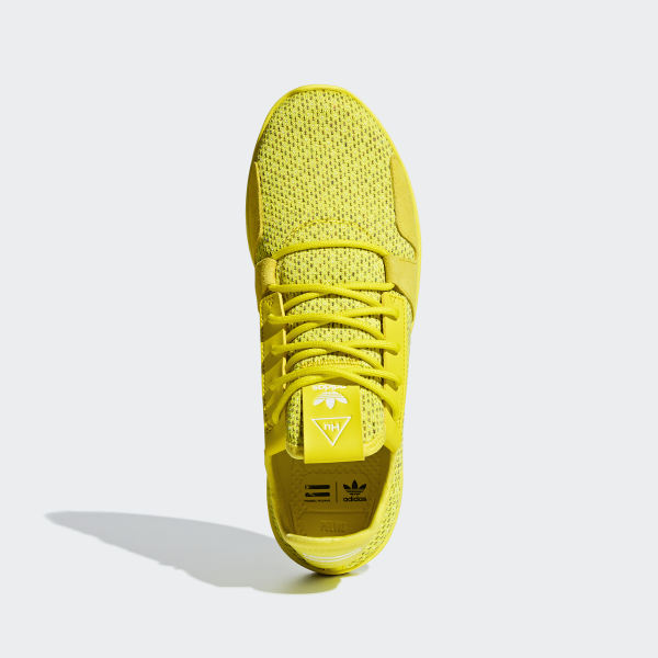 adidas Pharrell Williams Tennis Hu V2 Shoes Yellow | adidas Australia