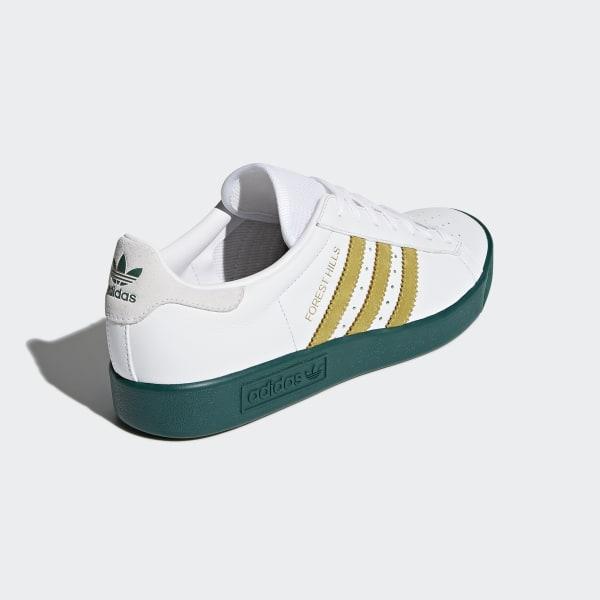 adidas Forest Hills Shoes White   adidas UK