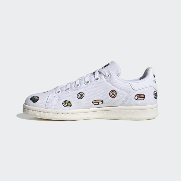 News adidas Consortium Stan Smith: four kinds of white