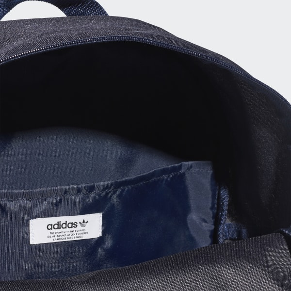 hot products top quality separation shoes adidas Classic Trefoil Backpack - Blue | adidas UK