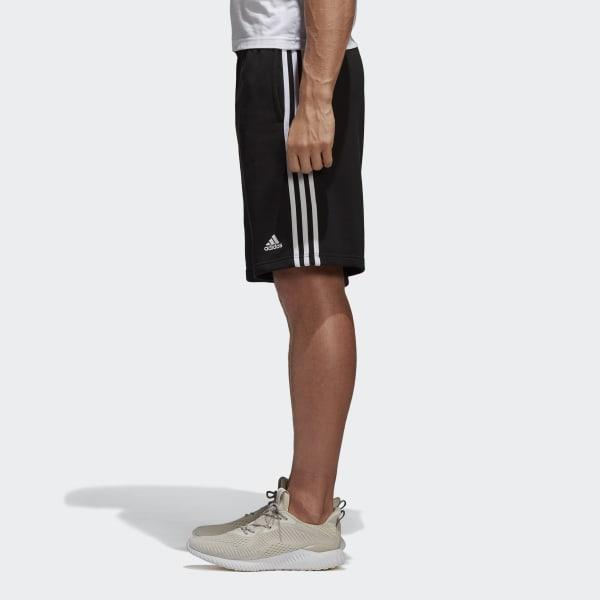 buying now nice shoes huge selection of adidas Essentials 3-Streifen Shorts - Schwarz | adidas Deutschland
