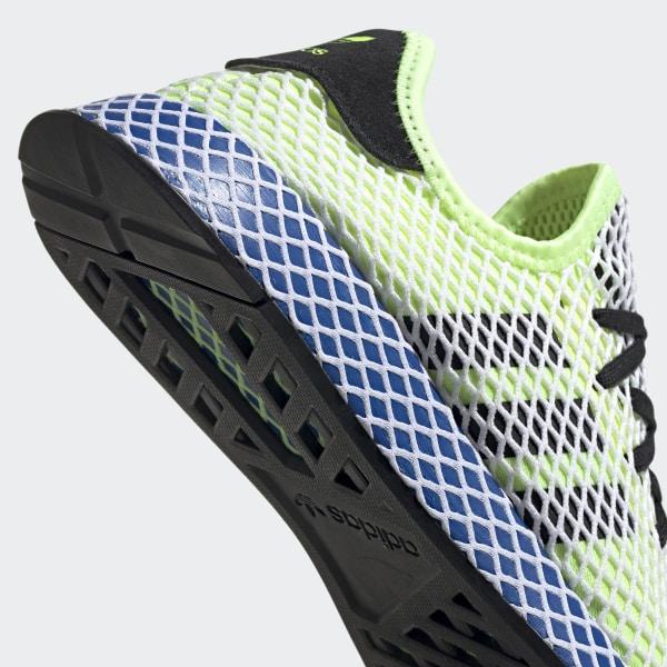 Chaussure Deerupt Runner Jaune adidas   adidas France