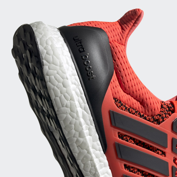 adidas UltraBOOST 1.0 'Solar Red' (Core BlackCore BlackSolar Red)