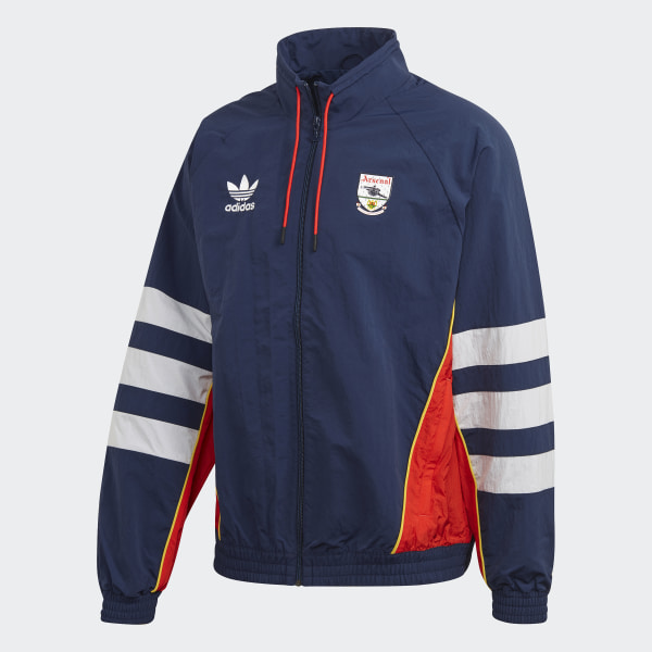 Arsenal Trefoil Track Jacket
