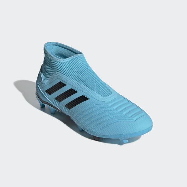 adidas Predator 19.3 FG Fußballschuh Blau | adidas Austria