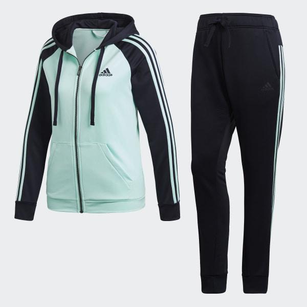 adidas trainingsanzug mädchen türkis