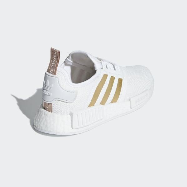 adidas NMD_R1 Shoes White | adidas Turkey