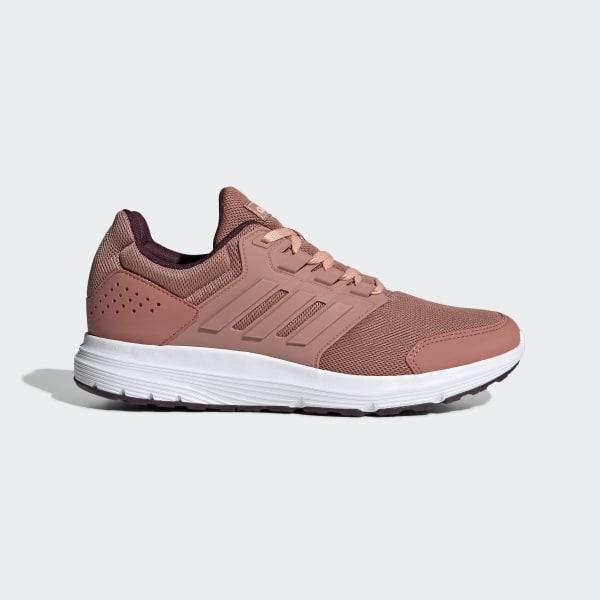 adidas Galaxy 4 Shoes Pink | adidas UK