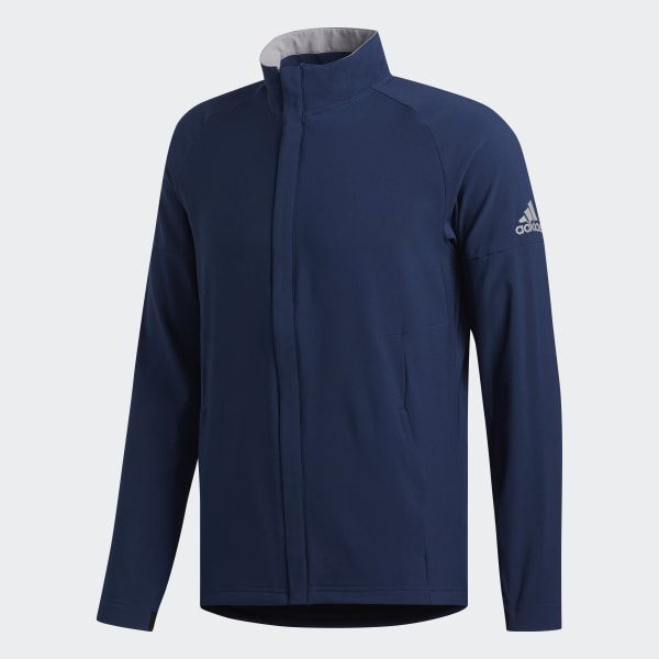 adidas Soft Shell Jacket Blue | adidas US