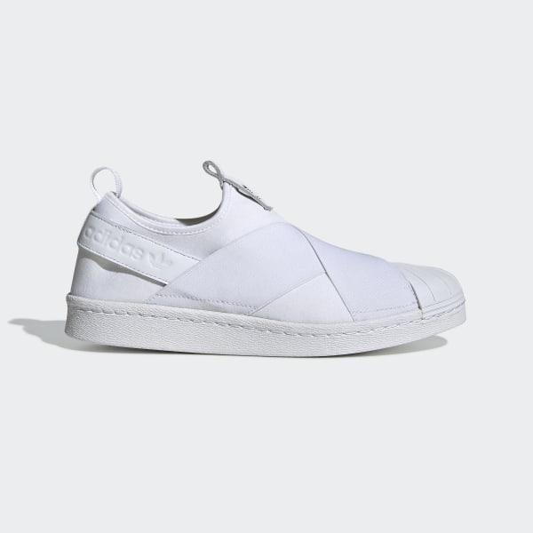 proporcionar una gran selección de fábrica auténtica comprar popular adidas Tenis Originals Superstar Slip On Mujer - Blanco | adidas Mexico