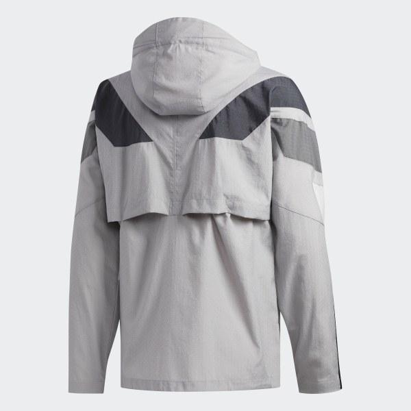 adidas 3ST Track Jacket Grey   adidas US