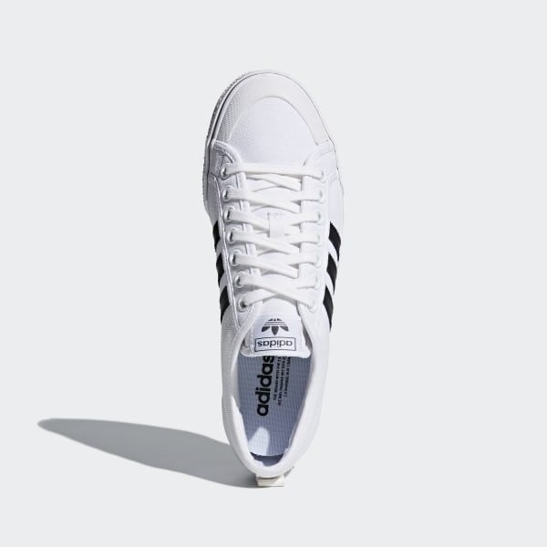 adidas Nizza Schuh Weiß | adidas Austria