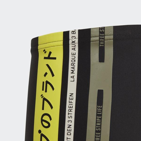 adidas Graphic Boxer Badehose Schwarz | adidas Deutschland
