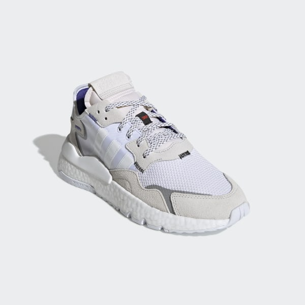 Nite Jogger Shoes Cloud White / Cloud White / Cloud White EE5885