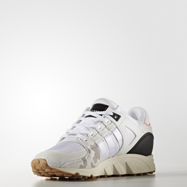 best place coupon code run shoes adidas EQT Support RF Shoes - White | adidas US