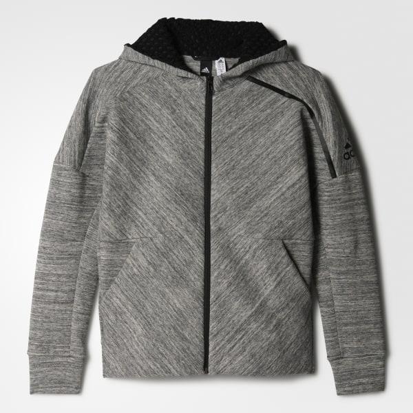 low priced best sneakers unique design adidas Z.N.E. Travel Hoodie - Grey | adidas Australia