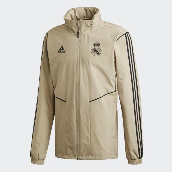 Herr Performance Real Madrid Fotboll Jackor | adidas