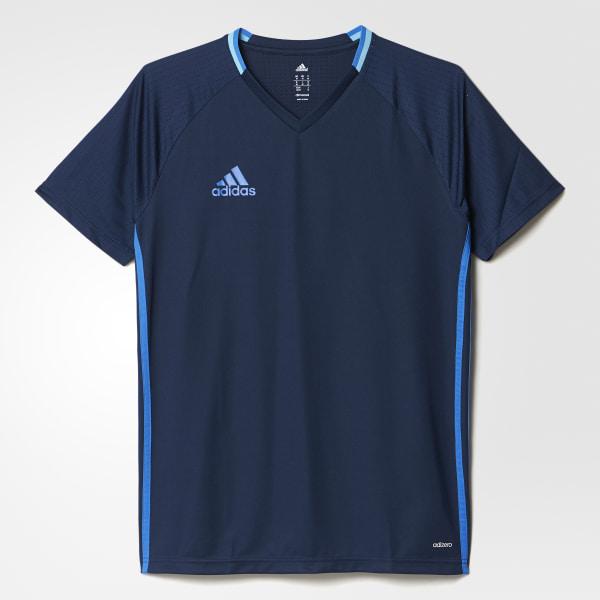 adidas Condivo 16 Workout Jersey Blue | adidas US
