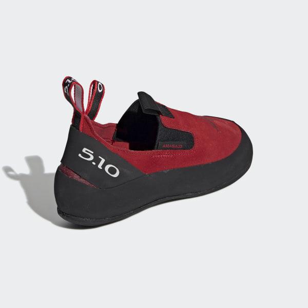 adidas Five Ten Moccasym Climbing Shoes Red | adidas Belgium