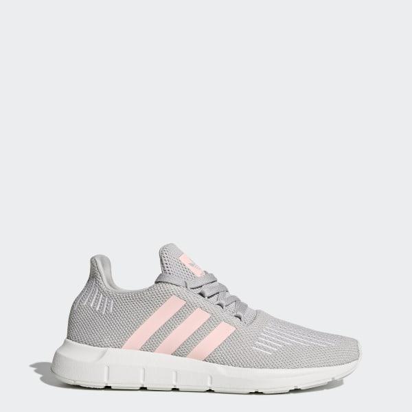 zapatillas running mujer adidas gris