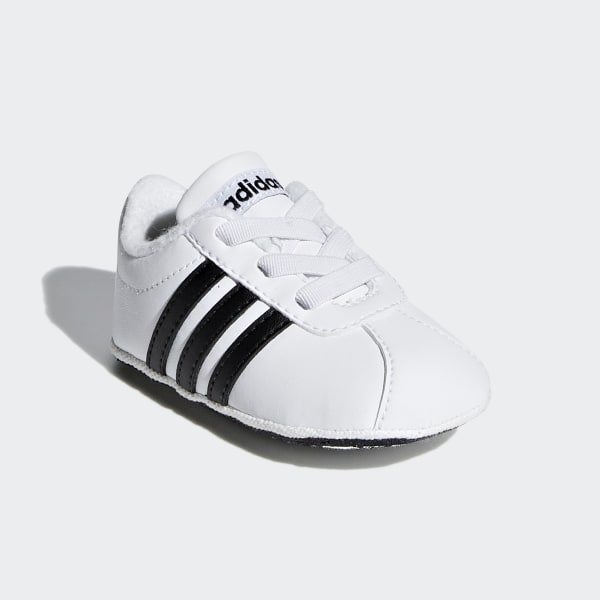 Love these little Adidas sneakers for K! | Cute baby shoes