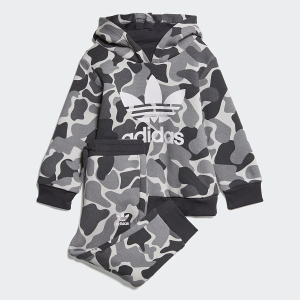 Details about [DV2019] Mens Adidas Originals Camo Full Zip Hoodie