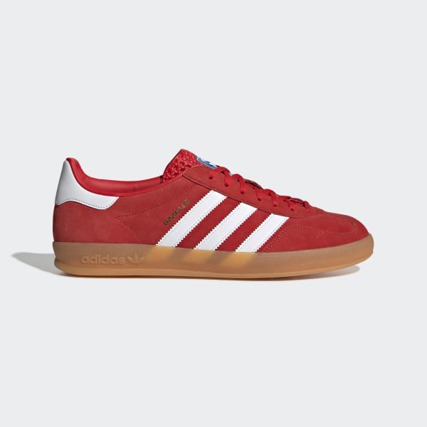 Chaussure Gazelle Indoor Rouge adidas | adidas France
