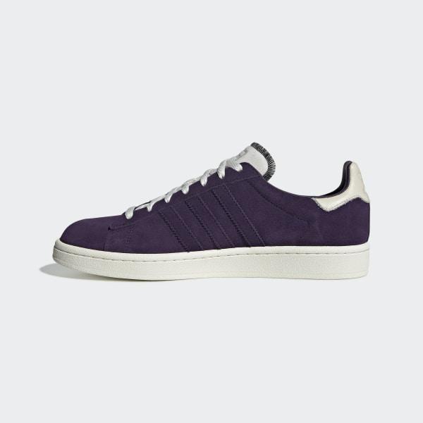 Men's Adidas Campus Legend Purple Off White Legend Purple